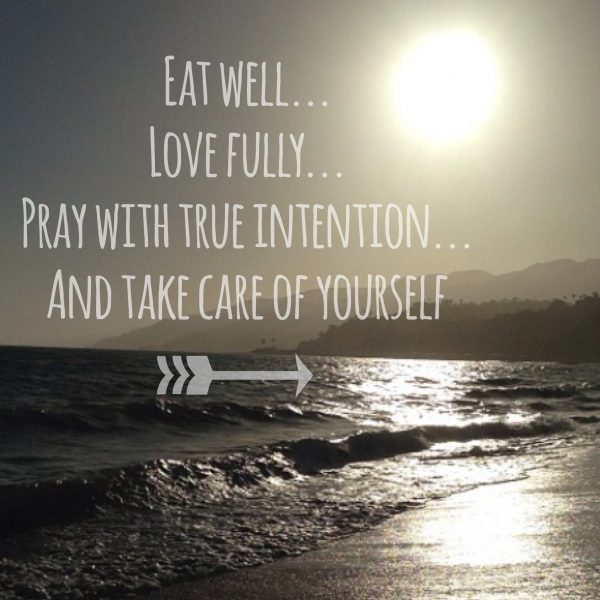 Eat Well Love Fully