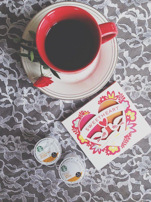 Starbucks Coffee Giveaway