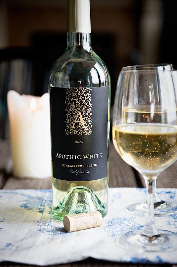 Apothic White Wine