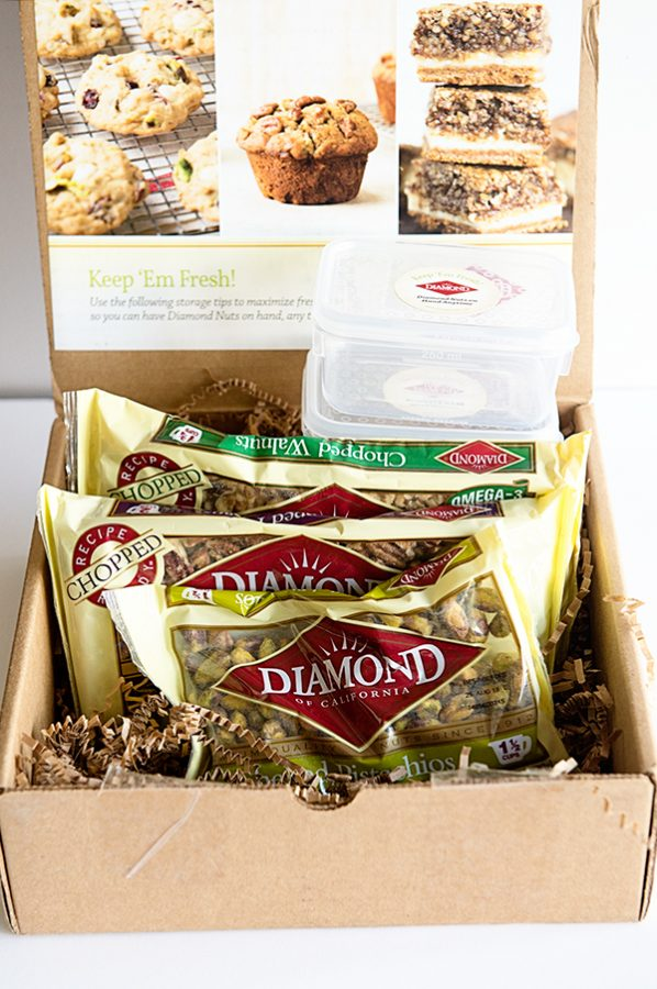 Diamond Nuts of California Baking Kit Giveaway