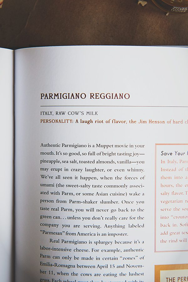 Di Bruno Brothers Parmigiano Reggiano Description