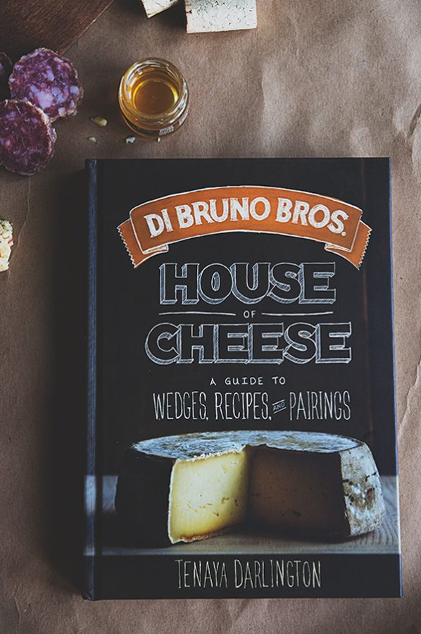 DiBruno Brothers House of Cheese Cookbook Cover