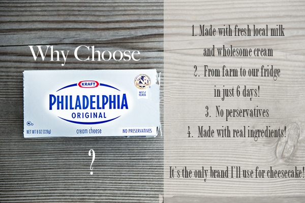 how to make philadelphia cream cheese