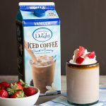 International Delight Iced Coffee Strawberry Milkshake