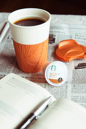Take Back Mornings with Starbucks {Giveaway}