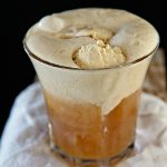 Pumpkin Cider Float from dineanddish.net