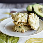 Baking with Avocados White Chocolate Avocado Cookies from dineanddish.net