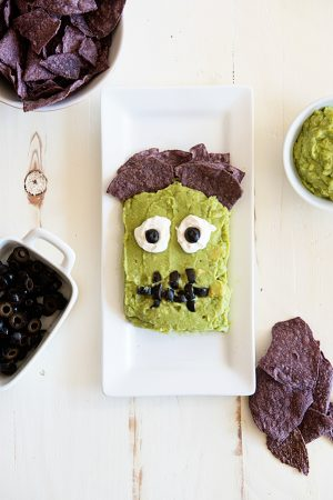 Halloween Party Idea – Frankenguac