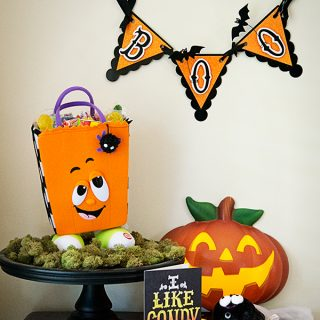 Hallmark Halloween Decorations on dineanddish.net