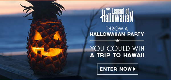 Hallowaiian Contest at King's Hawaiian