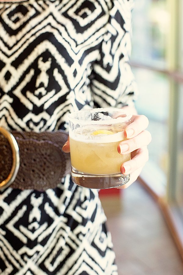 Tea-Cocktail