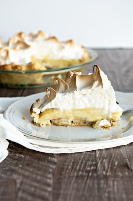 Banana Cream Pie Recipe Like Grandma's
