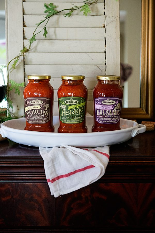 Bertolli Gold Label Sauces