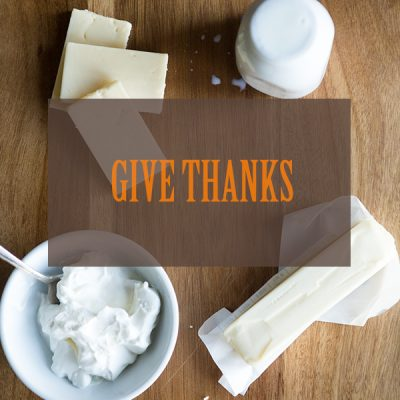 Give Thanks to Farmers