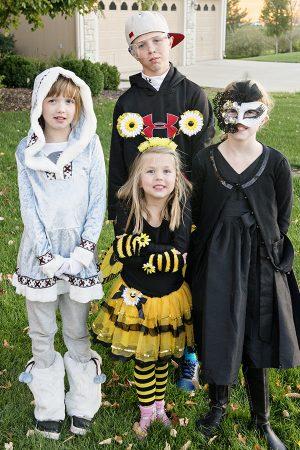 Dine and Dish Kids Halloween 2014