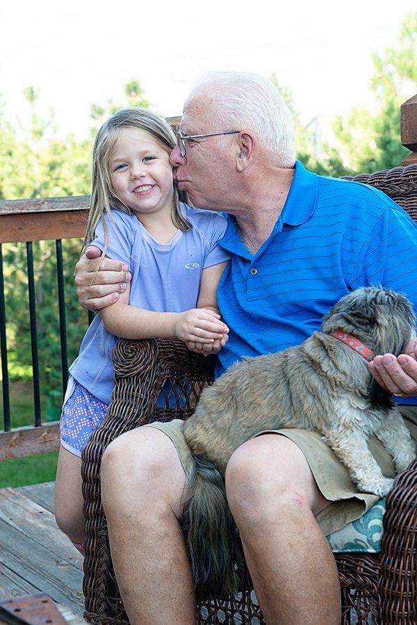 Leah-Grandpa