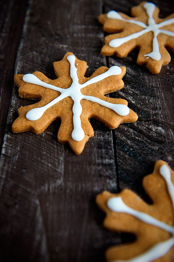 Butterscotch Gingerbread Cookies Recipe {Merry Christmas ...