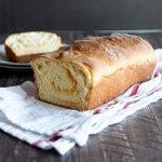 Cheesy Potato Bread Recipe is so easy! Make it today from dineanddish.net