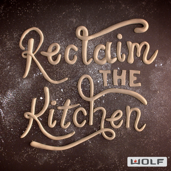Reclaim the Kitchen