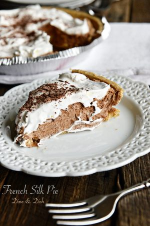 French Silk Pie Recipe and McFarland USA Thoughts