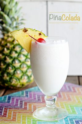 If You Like Piña Coladas {Perfect Piña Colada Recipe}