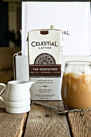Celestial Seasonings New Teahouse Chai Teas and Lattes