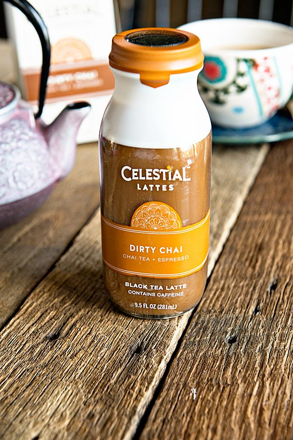 Celestial Latte Ready to Drink Bottles