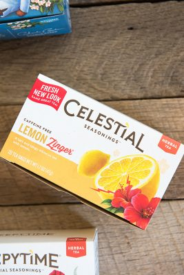 Celestial Seasonings Fresh New Look (Video)