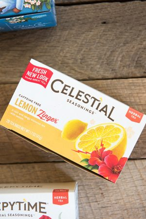 Celestial Seasonings Fresh New Look