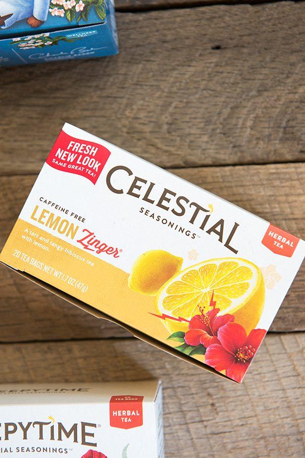 Celestial Seasonings Fresh New Look