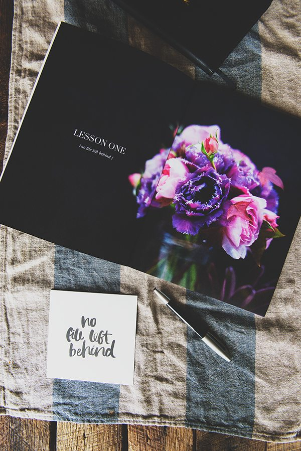 Unravel Your Photos Lesson 1 No File Left Behind