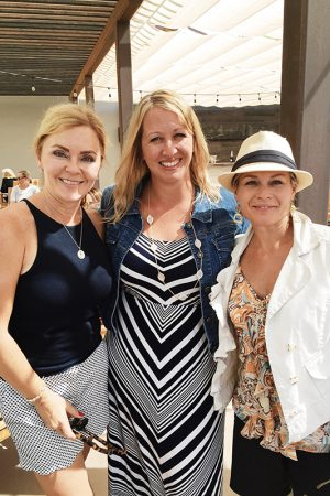 Jill Whelan Cat Cora Kristen Doyle Princess Cruises