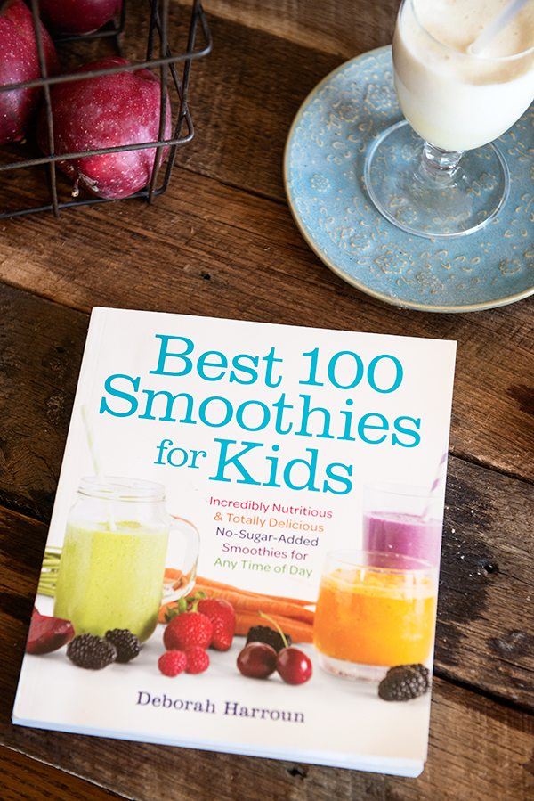 Best 100 Smoothies for Kids Cookbook