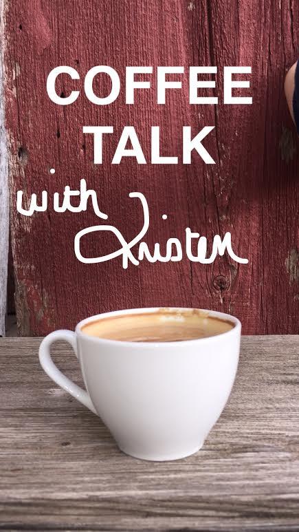 coffee talk on snapchat