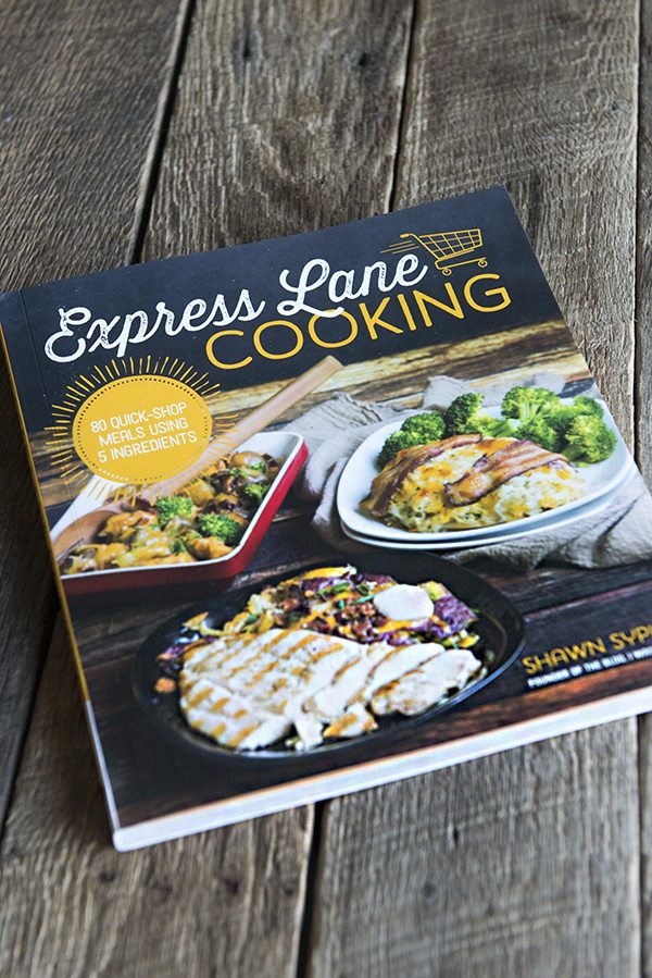 Express Lane Cooking Cookbook Review