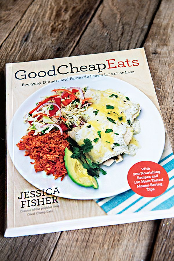 Good Cheap Eats Cookbook by Jessica Fisher