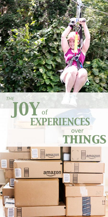 The Joy of Choosing Experience Gifts Over Things on dineanddish.net