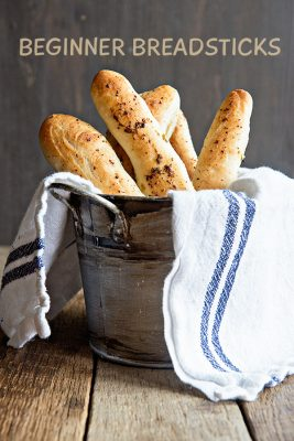 Recipe: Mouth Watering Bread Machine Breadsticks