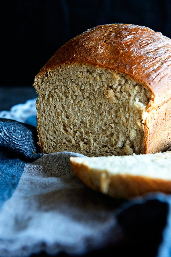 Homemade Honey Oatmeal Bread Recipe from dineanddish.net