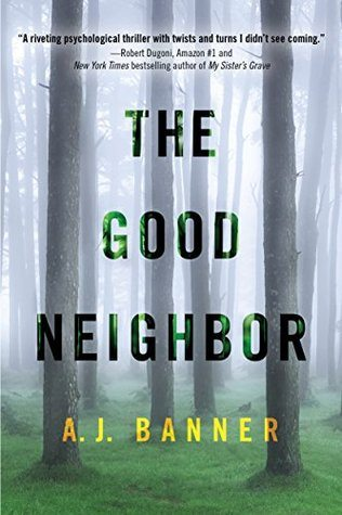 The Good Neighbor book review on dineanddish.net