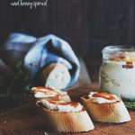 Whipped Goat Cheese Spread Recipe on dineanddish.net
