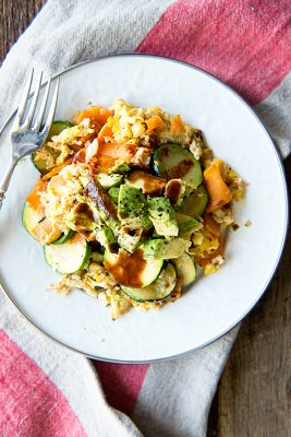 Whole 30 California Avocado Sweet Potato Hash Recipe