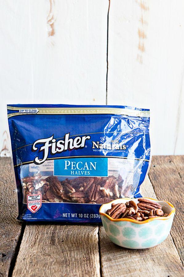 Fisher Nuts Pecan Halves