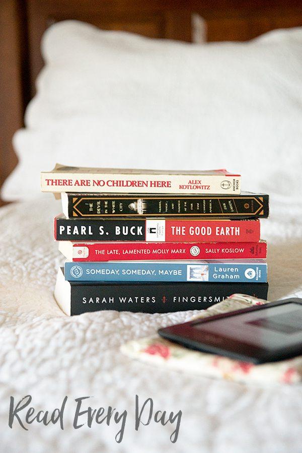 Read Every Day June Habit