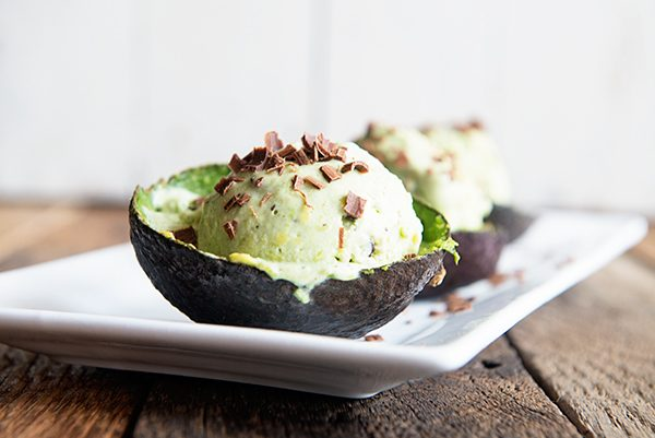 Shortcut Avocado Ice Cream Recipe