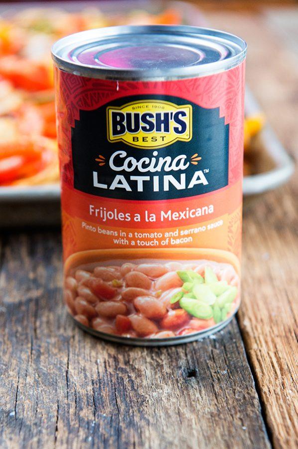 Bush's Best Cocina Latina Frijoles a la Mexicana beans