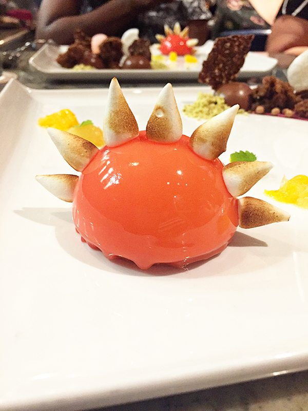 Flying Fish Dessert