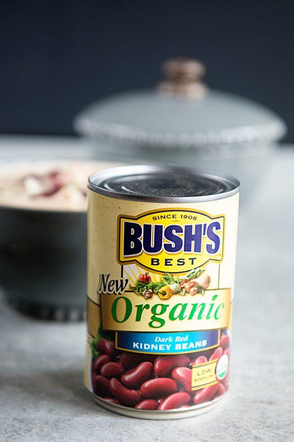 Bush's Organic Kidney Beans
