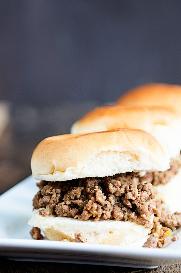 Maid-Rite Sandwiches Recipe
