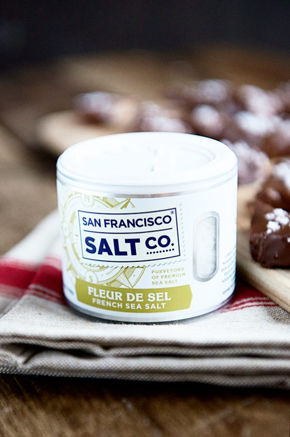 San Francisco Salt Co Fleur de Sel